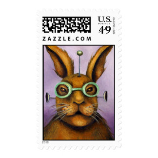 Rizmo The Rabbot Stamps