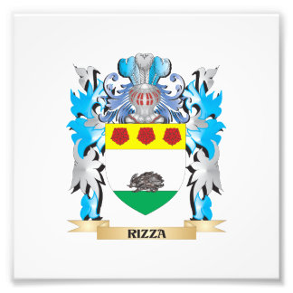 Rizza Coat of Arms - Family Crest Photo