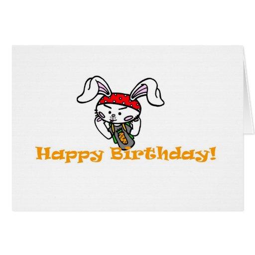 Rizza/ Happy Birthday! Tarjeta De Felicitación