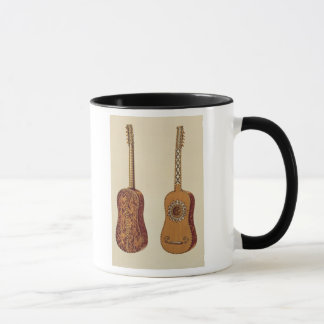 Rizzio Guitar, from 'Musical Instruments' (coloure Mug