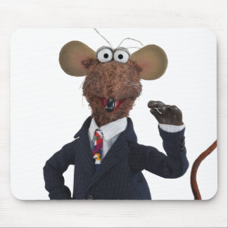 Rizzo the Rat Mouse Pad