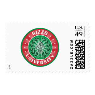 Rizzo University Italian Postage Stamp