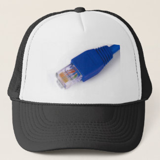 rj45 - computer network connector trucker hat