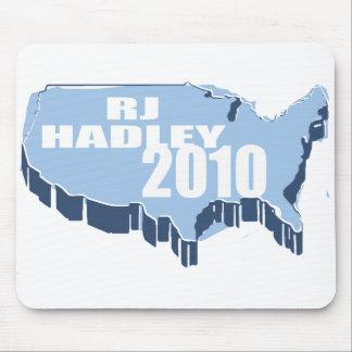 RJ HADLEY FOR SENATE MOUSE PADS
