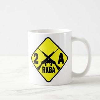 RKBA COFFEE MUG