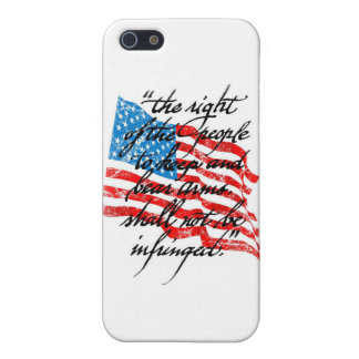 RKBA Shall Not Be Infringed iPhone SE/5/5s Case