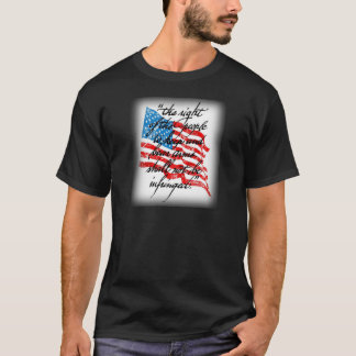 RKBA Shall Not Be Infringed T-Shirt