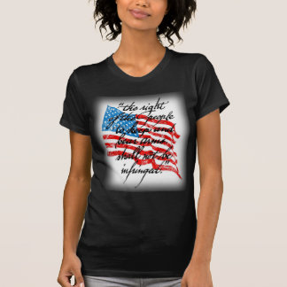 RKBA Shall Not Be Infringed T-Shirt