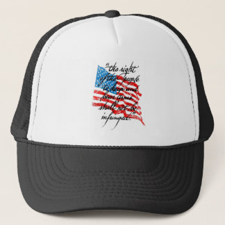 RKBA Shall Not Be Infringed Trucker Hat