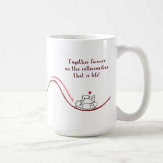RL heart PA Coffee Mugs