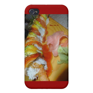 Rlesnake Sushi Rolls Gifts Cards Etc. Cases For iPhone 4