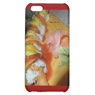Rlesnake Sushi Rolls Gifts Cards Etc. Case For iPhone 5C