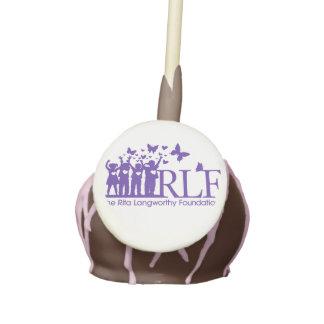 RLF Logo Dozen Chocolate Cake Pops