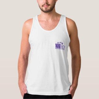 RLF Logo Men's Am Apparel Fine Jersey Tank Top