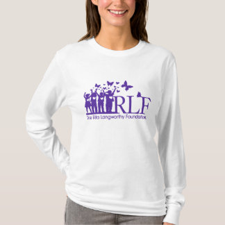 RLF Logo Women's Hanes Nano Long Sleeve T-Shirt