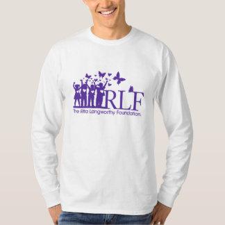 RLF Signature Logo Men's Basic Long Sleeve T-Shirt