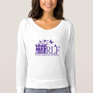 RLF Women's Bella Relaxed Fit Long Sleeve T-Shirt