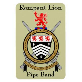 RLPB Crest  Magnet 4X6 - 1