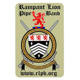 RLPB Crest Magnet 4X6 -  - Gothic w/URL 1