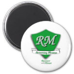 RM 2 INCH ROUND MAGNET