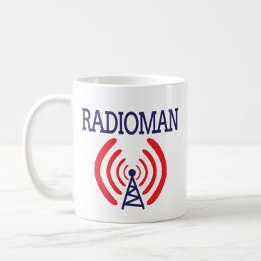 RM Radioman Language Lingo Coffee Mug Military