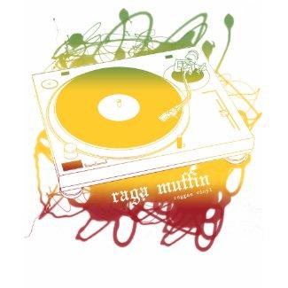 RM Reggae Vinyl shirt