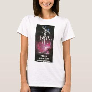 RMA Ladies Astronomy T-Shirt