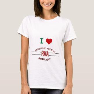 RMA LOGO REGISTERED MEDICAL ASSISTANT T-Shirt