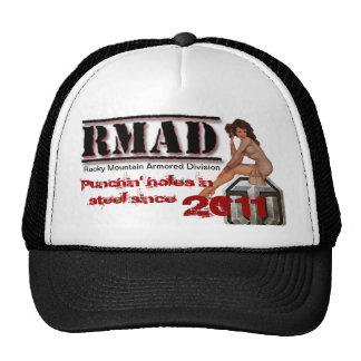 RMAD pin-up Hat