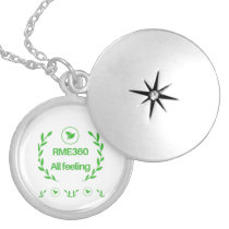 RME360 LOCKET NECKLACE