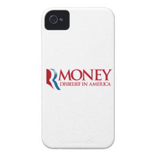 RMONEY - Incredulidad en America.png iPhone 4 Case-Mate Cobertura