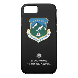 RMR CAP Phone Case - Lt Col