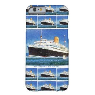 RMS Alcantara Funda Para iPhone 6 Barely There