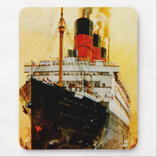 RMS Berengaria Mouse Pad