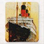 RMS Berengaria Mousepads