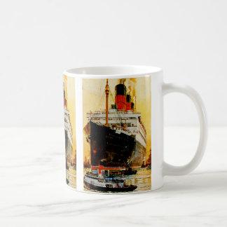 RMS Berengaria Mugs