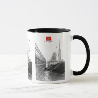 RMS Carpathia Mug