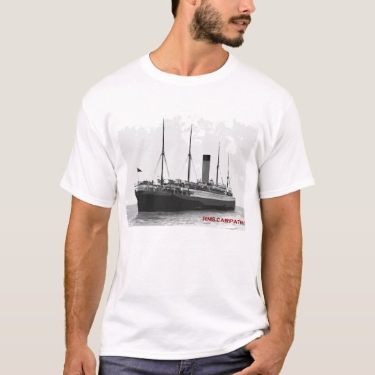 RMS Carpathia T-Shirt