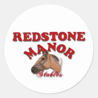RMS Logo Sticker