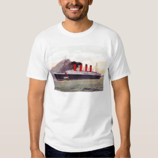 RMS Lusitania 1907 Shirt