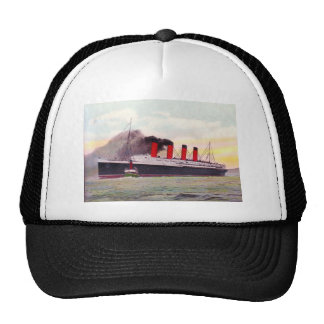 RMS Lusitania 1907 Trucker Hat