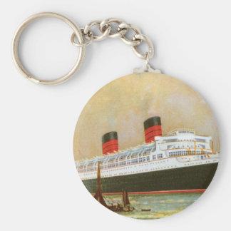 RMS Mauretainia Keychain