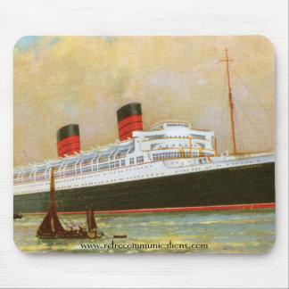 RMS Mauretainia Mousepad