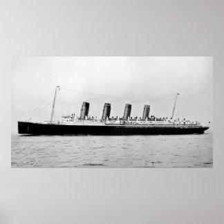 RMS Mauritania Impresiones
