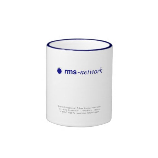 RMS Network mug