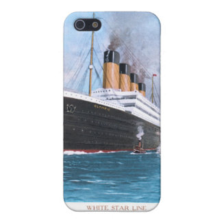 RMS Olympic iPhone SE/5/5s Case