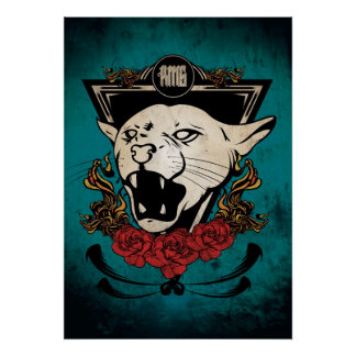 rms - puma póster
