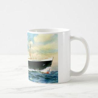 RMS Queen Elizabeth Coffee Mug