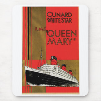 RMS Queen Mary Mouse Pad