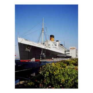 RMS Queen Mary Posters